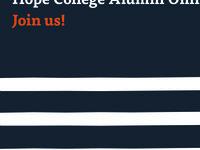 Event image for Hope College Alumni Online Trivia
