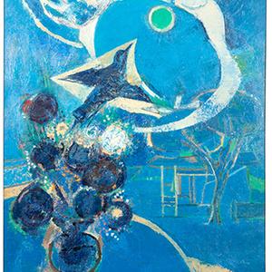 颜色,质地,形式:来自浦鲁马收藏的现代欧美Arts