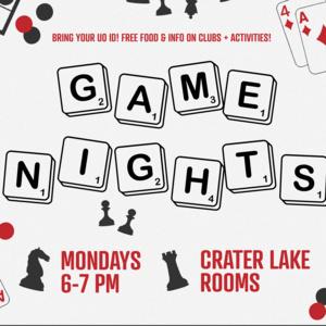 事件:游戏之夜