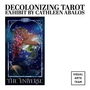 事件:非殖民化塔罗牌:凯瑟琳·阿巴洛斯展览