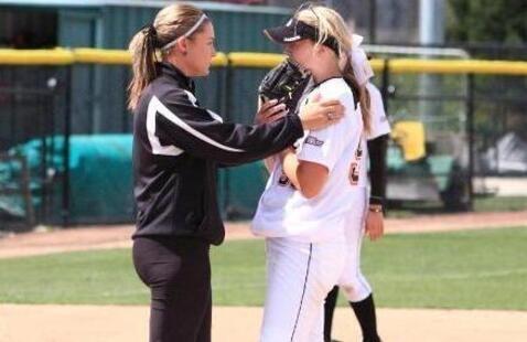 Softball Clinics: pitching and hitting