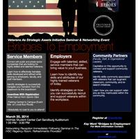 Bridges to Employment: Veterans as A Strategic Asset Initiative