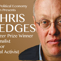 Political Economy Forum Presents: Chris Hedges