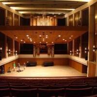 Bates Recital Hall, Music Building (MRH)