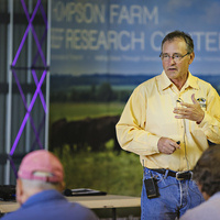 Thompson Research Center Field Day