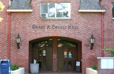 Grace Covell Hall