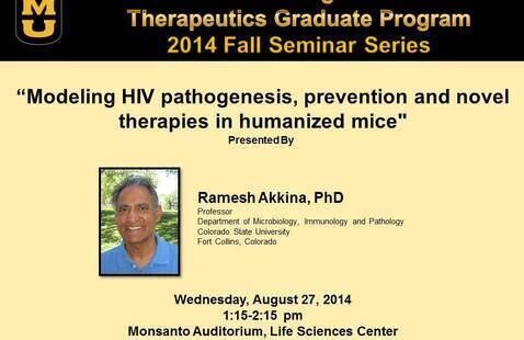 Molecular Pathogenesis and Therapeutics Seminar Series