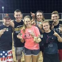 IM Co-Rec Sand VB League