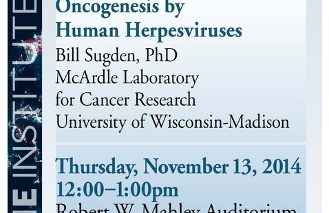 GIVI Seminar - Bill Sugden, PhD