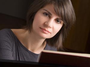 Guest Master Class: Arthur Dann Piano Competition Judge: Marina Lomazov, piano