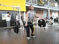Burdick Gym 1