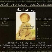 "World Premiere Performance of ""The Lost Boy"""