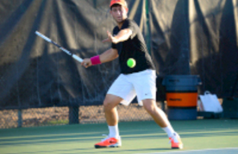 Men's tennis at San Diego