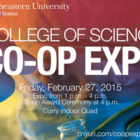 College of Science Co-op Expo