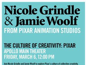 The Culture of Creativity: Pixar