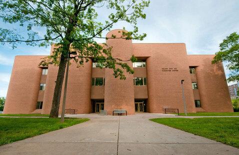 Walker Arts and Humanities Center
