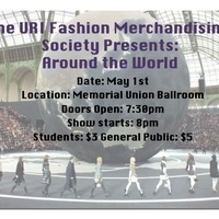 Spring 2015 Fashion Show: Around the World