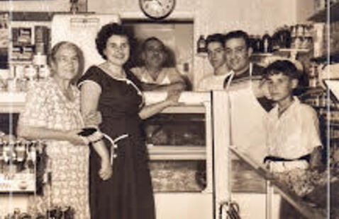 Writers LIVE: Suzanna Rosa Molino, BALTIMORE'S LITTLE ITALY: History and Heritage of The Neighborhood