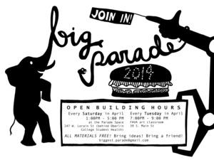 The Big Parade Workshops
