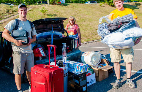 Move-In Weekend