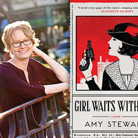 Writers LIVE: Amy Stewart, Girl Waits With Gun