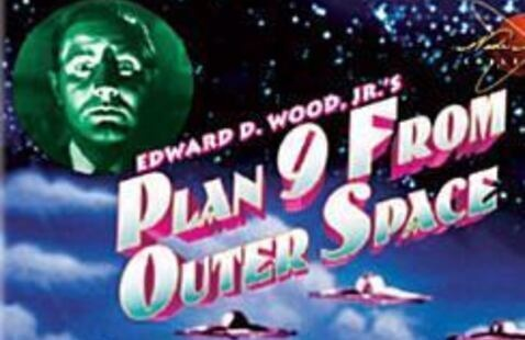 Film: Plan 9 from Outer Space