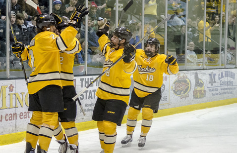 (Men's Ice Hockey) Alaska vs. Michigan Tech