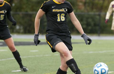 (Women's Soccer) Michigan Tech at Ferris State