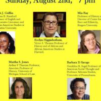 Panel: An Intellectual History of Black Women