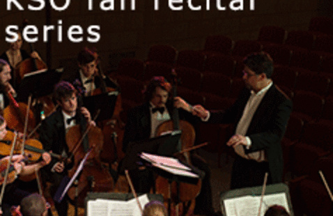 KSO Fall Recital Series