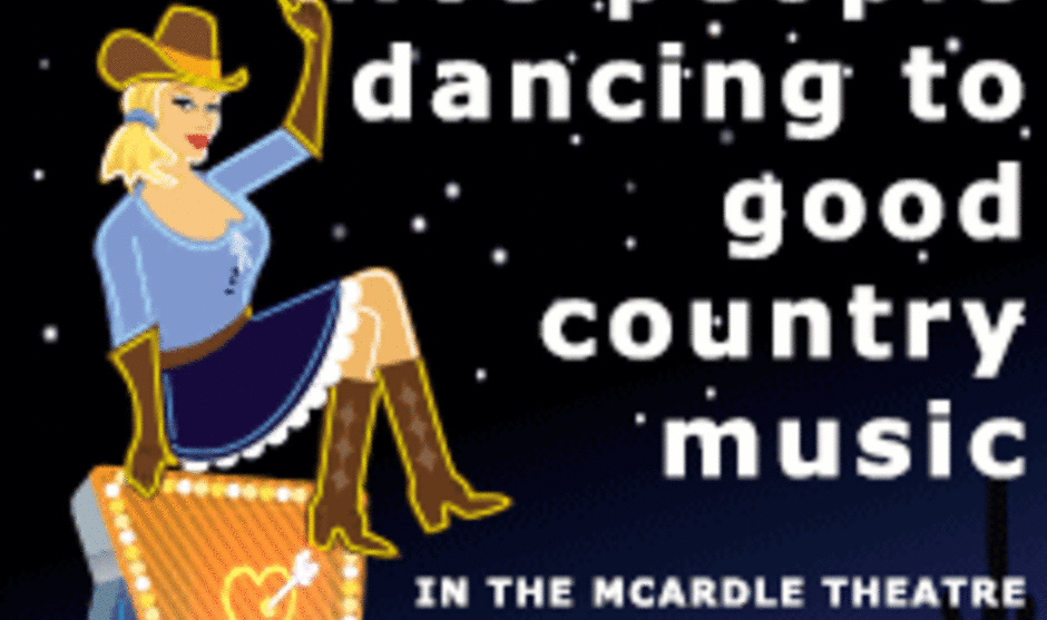 Tech Theatre Presents Nice People Dancing to Good Country Music