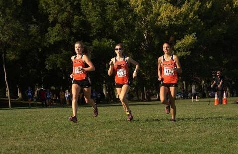 Pacific Cross Country at Bronco Invitational