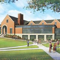 Bultman Student Center Groundbreaking Ceremony