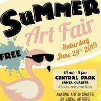 SCV Summer Art Fair