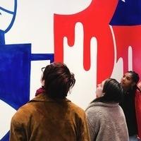 Eric J. Garcia: The Bald Eagle's Toupee Curator's Tour