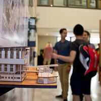 School of Architecture and Environment Graduate Programs In-Person Information Session