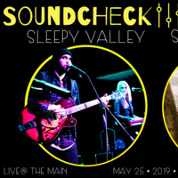 Soundcheck presents: Sleepy Valley and Sabina Arias