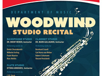 Woodwind Studio Recital