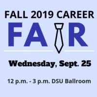 Fall 2019 Career Fair
