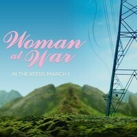'Woman at War' screening at the WVIFF Floralee Hark Cohen Cinema