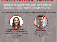 Young Leaders Building Careers in Latin America