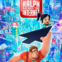 Cards Under the Stars - Ralph Breaks the Internet