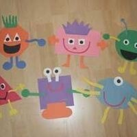 Craft Night: Monster Shape Craft