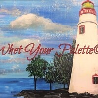 """Whet Your Palette """"Marblehead Lighthouse"""""""