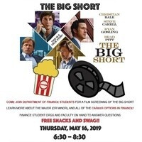 Film Screening - The Big Short