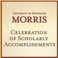 Celebration of Scholarly Accomplishments