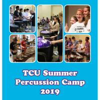 "TCU ""Sounds of Summer"" Percussion Camp"