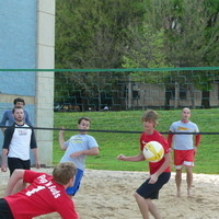 Intramural Summer 4 on 4 Sand Volleyball Registration