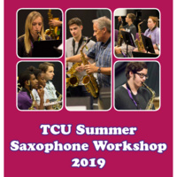 TCU Summer Saxophone Workshop