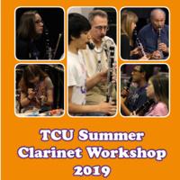 TCU Clarinet Workshop